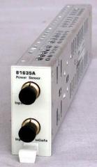 HP/AGILENT 81635A OPTICAL PWR. SENSOR MODULE (DUAL SENSOR)