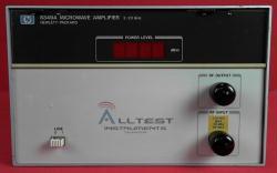 HP/AGILENT 8349A AMPLIFIER, MICROWAVE, 2-20 GHZ