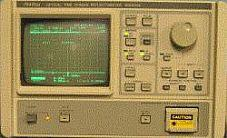 ANRITSU MW920A OPTICAL SPECTRUM ANAL. MAINFRAME
