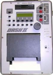 ASTRO-MED DASH II CHART RECORDER, 2 CHANNELS
