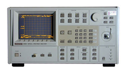 ADVANTEST Q8381 SPECTRUM ANALYZER, OPTICAL, 0.35-1.75UM