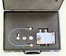 HP/AGILENT 43961A RF IMPEDANCE TEST KIT