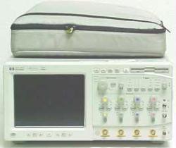 HP/AGILENT 54835A OSCILLOSCOPE, INFINIUM, 1 GHZ, 4 CH.