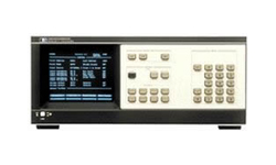 HP/AGILENT 8182A DATA ANAL., 50 MHZ, 16 CHANNELS, 100 PS, HPIB