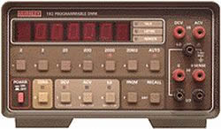 KEITHLEY 192 MULTIMETER, DMM, 6.5 DIGIT     PROGRAMMABLE, IEEE