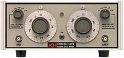 KROHN-HITE 3103R FILTER, 50-400 HZ