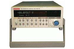 KEITHLEY 182 VOLTMETER, 6.5 DIGITS, 1 NV SENSITIVITY,