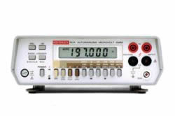 KEITHLEY 197A DMM, AUTORANGING MICROVOLT, 5.5 DIG