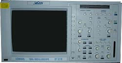 LECROY LC584AXL OSCILLOSCOPE, DSO, 1 GHZ, 4 CH., 2 GS/S 4 MPTS./CH