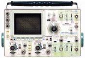 TEKTRONIX 485 OSCILLOSCOPE, 350 MHZ, 2 CH.