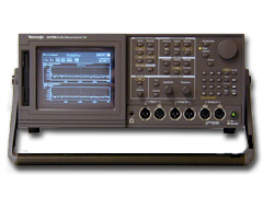 TEKTRONIX AM70 AUDIO ANALYZER, /GEN., HAND HELD