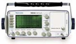 TEKTRONIX 1503B TDR CABLE TESTER, METALLIC, UP TO 50,000 FT