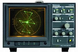 TEKTRONIX 1720 VECTOR SCOPE, NTSC
