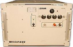 ELGAR 1751SX/14 AC POWER SOURCE, OPT 14