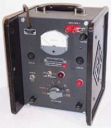 GENERAL RADIO CORP 1862-B MEGOHMMETER