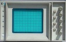 HP/AGILENT 1335A X-Y DISPLAY, HIGH RES. STRG.