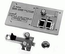 HP/AGILENT 16092A SPRING CLIP FIXTURE 500 MHZ
