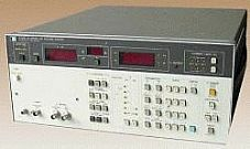 HP/AGILENT 4140B PICOAMMETER, DC VOLTAGE SOURCE