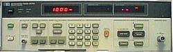 HP/AGILENT 8970A NOISE FIGURE METER, 10 MHZ-1600 MHZ