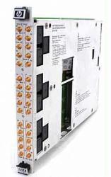 HP/AGILENT E1472A VXI RF MUX, 50 OHM, SIX 1X4