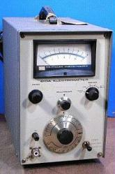 KEITHLEY 610A ELECTROMETER