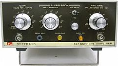 KEITHLEY 427 CURRENT AMP.