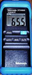 TEKTRONIX DTM900 THERMOMETER, DIGITAL