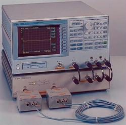 AGILENT 4395A/10/1D5/1D6 NET./SPEC./IMPEDANCE ANAL., OPT. 10/1D5/1D6