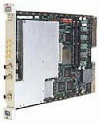 HP/AGILENT E1439A MSA/S DIGITIZER WITH DSP, MEMORY AND 70MHZ IF INPUT
