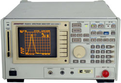 ADVANTEST R3261A SPECTRUM ANALYZER, 9 KHZ-2.6 GHZ