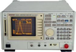 ADVANTEST R3261A SPECTRUM ANALYZER, 9 KHZ-2.6 GHZ