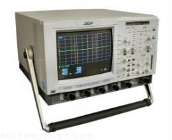 LECROY LC334AL OSCILLOSCOPE, DSO, 500 MHZ, 4 CH., 8 MEG MEMORY/1 CH